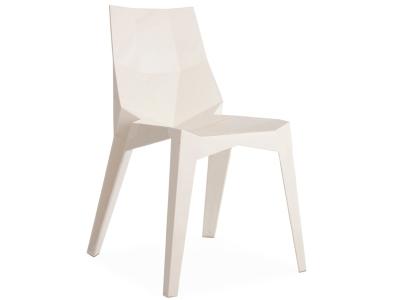 Bild von Stuhl-Design The Shard Stuhl - Weiß