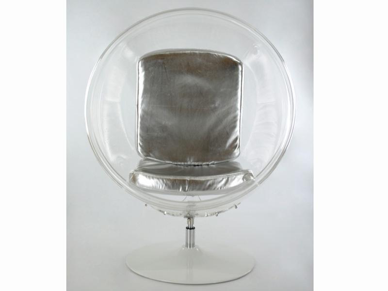 Image du fauteuil design Fauteuil Ball Eero Aarnio - Argent