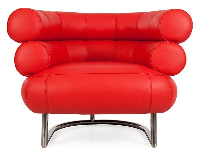 Image du fauteuil design Fauteuil Bibendum - Rouge