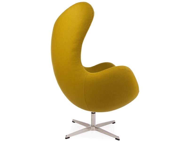 fauteuil egg aj vert olive. Black Bedroom Furniture Sets. Home Design Ideas
