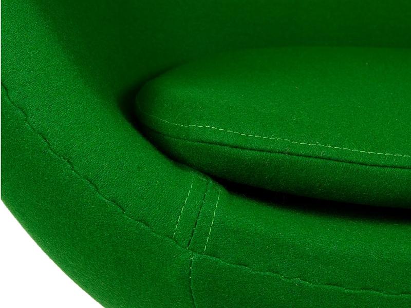 Image du fauteuil design Fauteuil Egg Arne Jacobsen - Emeraude