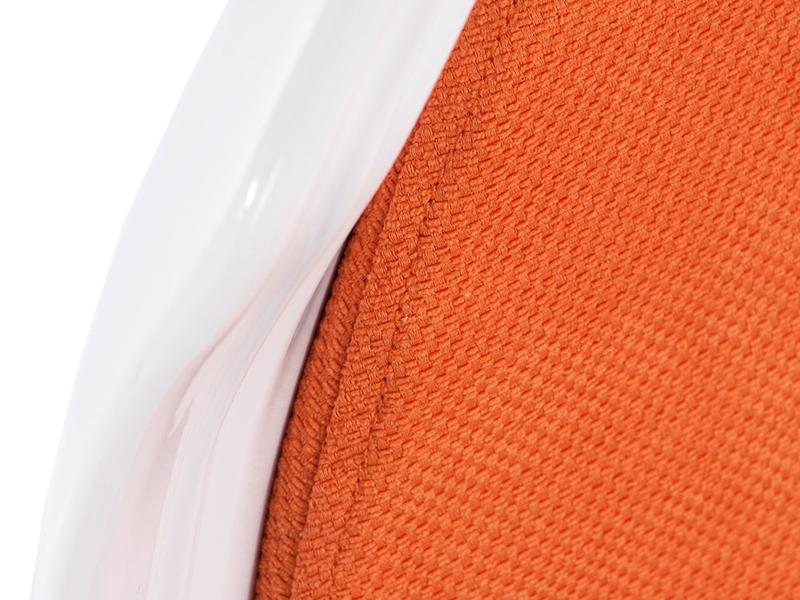 Image du fauteuil design Fauteuil Garden Egg - Orange