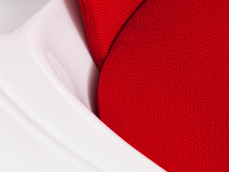 Image du fauteuil design Fauteuil Garden Egg - Rouge