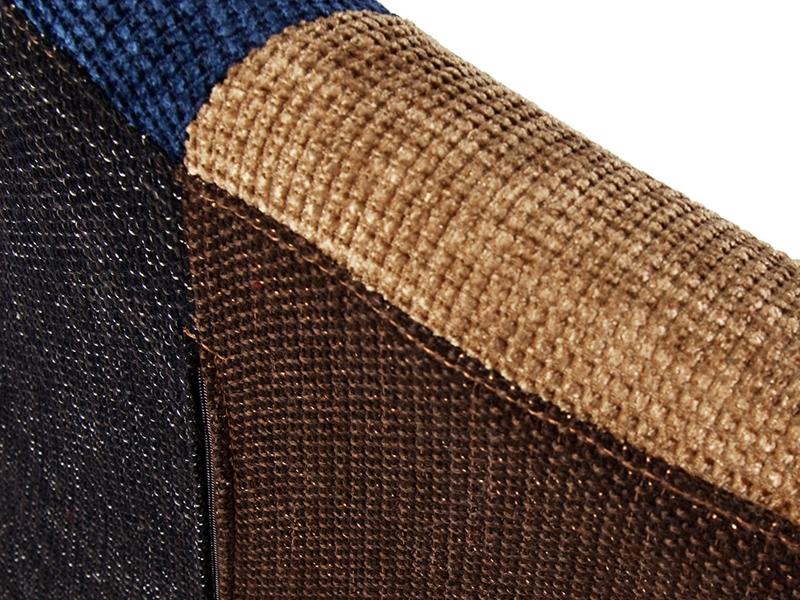 Image du fauteuil design Fauteuil Henry - Rembourré Patchwork