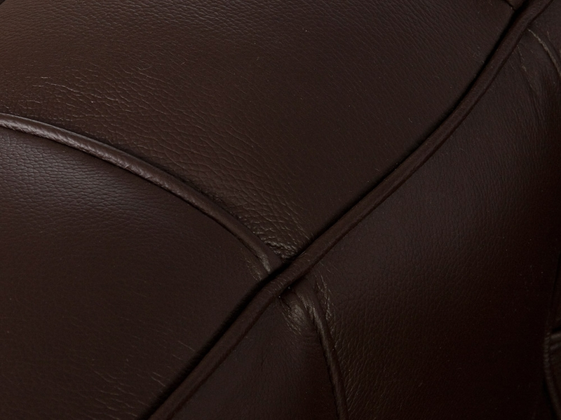 Image du fauteuil design Fauteuil Kubus - Marron