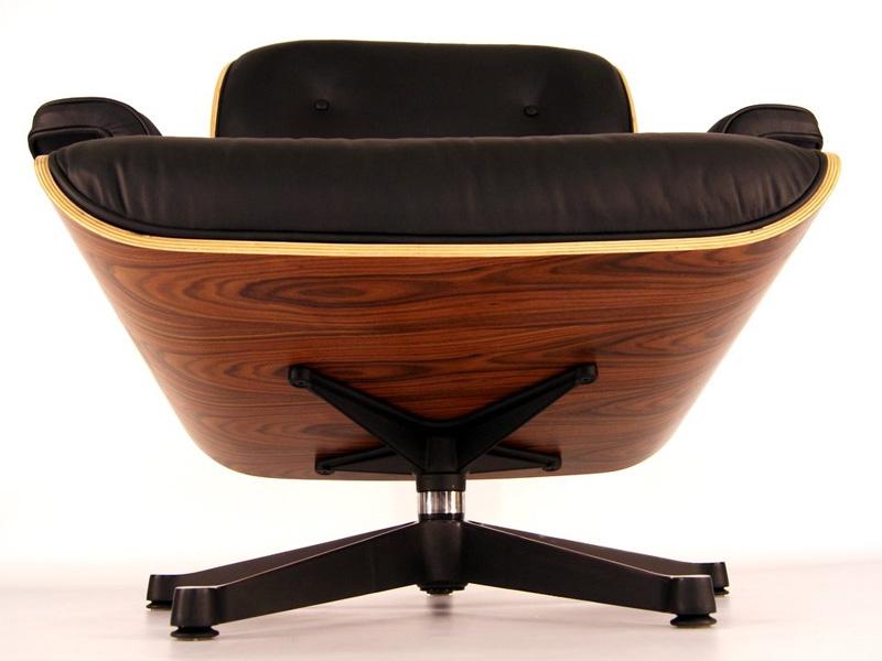 Fauteuil bois design for Fauteuil type eames