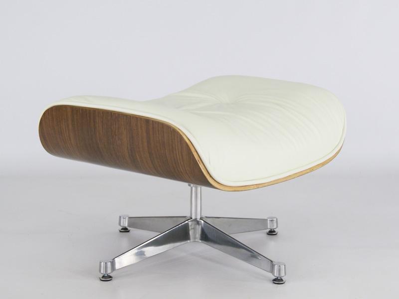Image du fauteuil design fauteuil lounge eames noyer for Fauteuil design eames