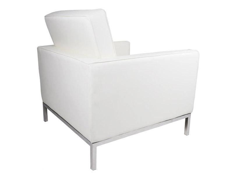 Fauteuil lounge knoll blanc - Fauteuil de bureau knoll ...