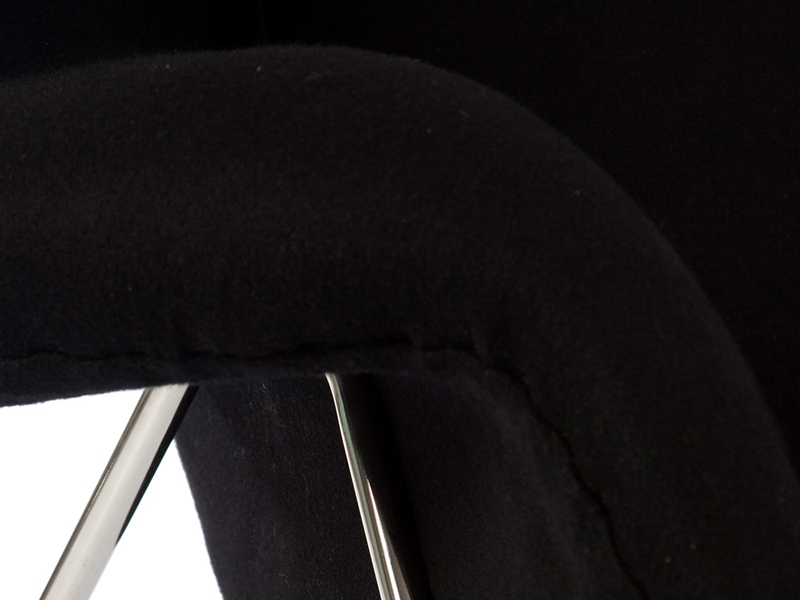 Image du fauteuil design Fauteuil Womb - Noir