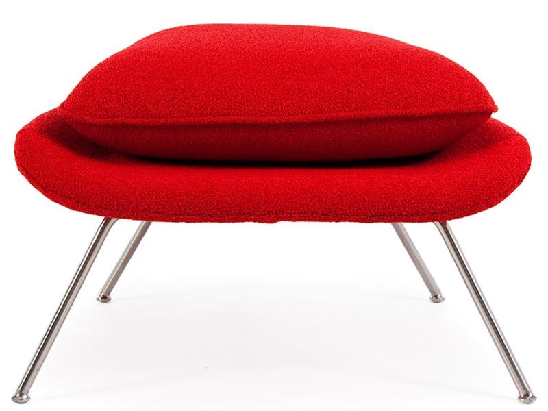Image du fauteuil design Fauteuil Womb - Rouge