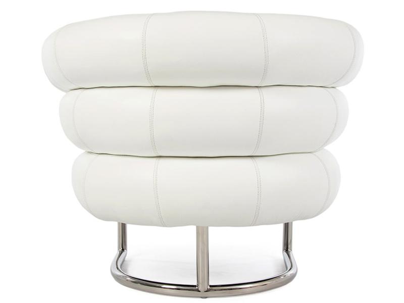 Image du fauteuil design Poltrona Bibendum - Bianco