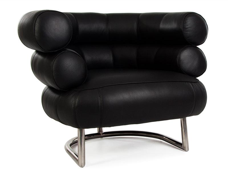 Poltrona bibendum nero - Poltrone famose design ...