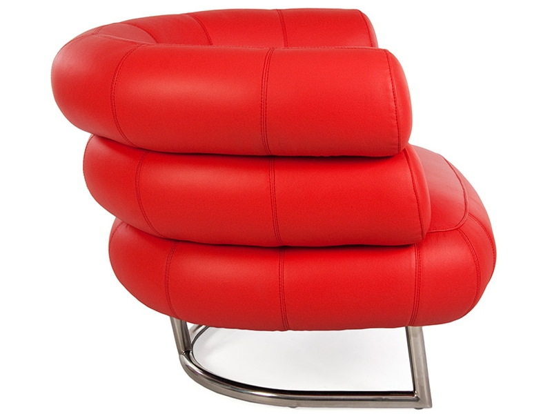 Poltrona bibendum rosso - Poltrone famose design ...