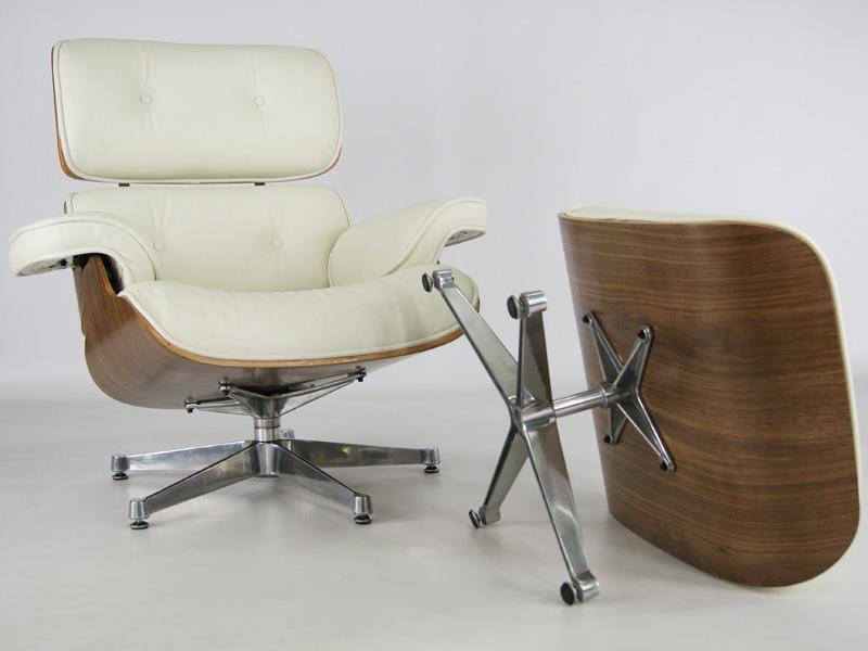 Poltrona eames lounge noce - Poltrone famose design ...