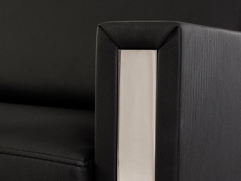 Image du fauteuil design Poltrona Hans Wegner CH101