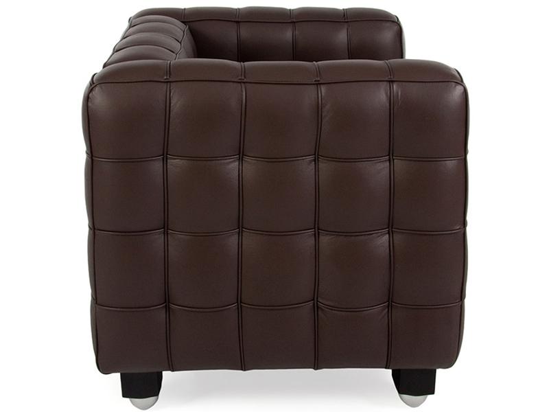 Poltrona kubus marrone - Poltrone famose design ...