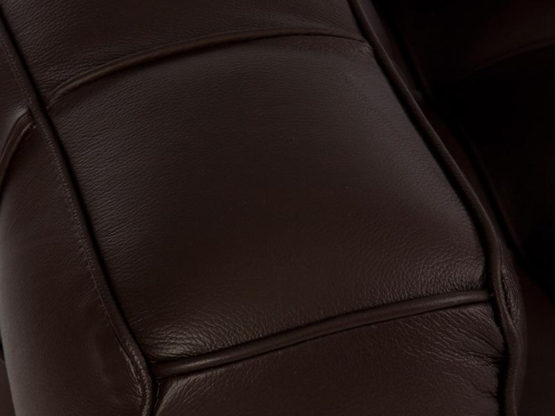 Image du fauteuil design Poltrona Kubus - Marrone