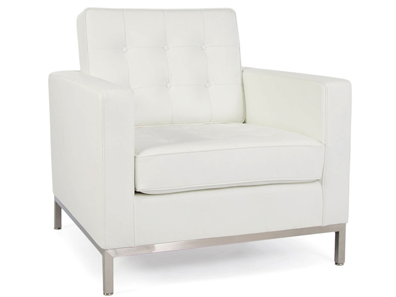 Image du fauteuil design Poltrona Lounge COSYNOLL - Bianco