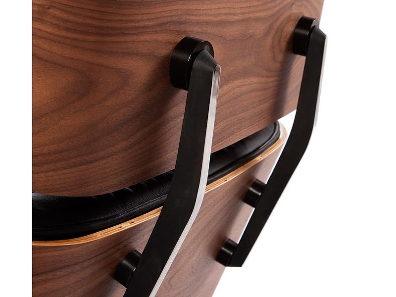 Image du fauteuil design Poltrona Lounge Eames - Noce