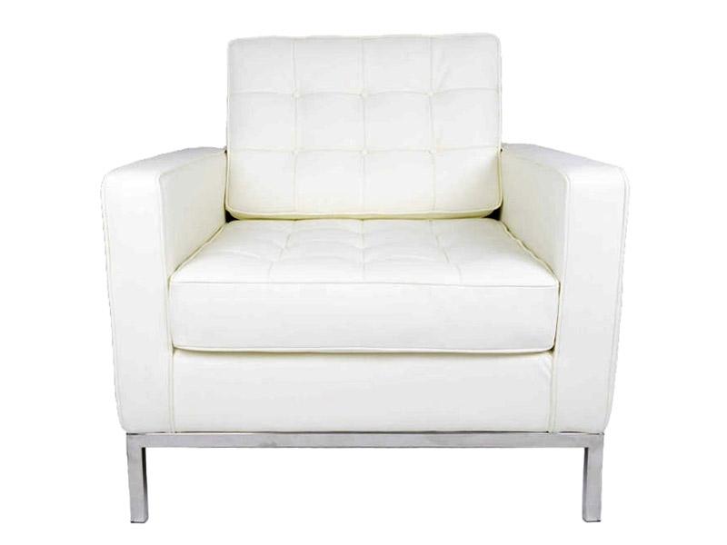 Image du fauteuil design Poltrona Lounge Knoll - Bianco