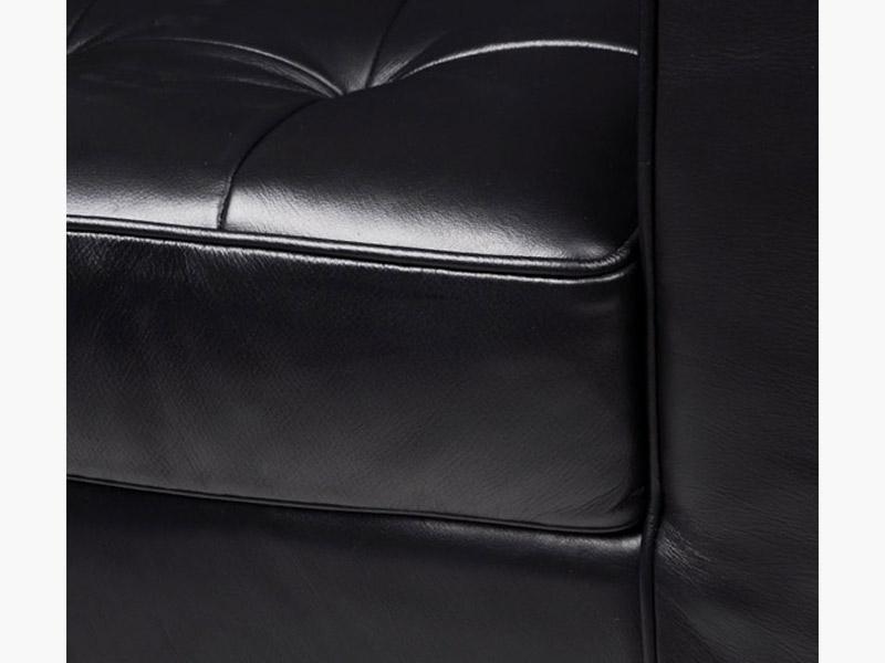 Image du fauteuil design Poltrona Lounge Knoll - Nero