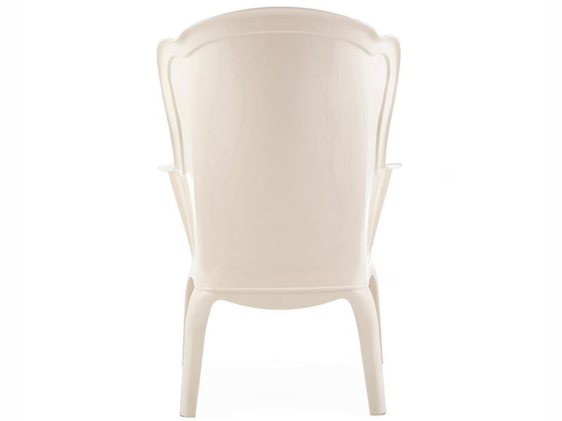 Image du fauteuil design Sedia Henry - Bianco