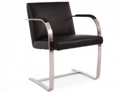 Image du fauteuil design Fauteuil BRNO - Noir