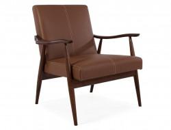 Image du fauteuil design Fauteuil Celine - Marron