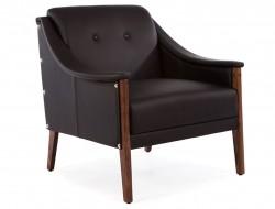 Image du fauteuil design Fauteuil Linea - Noir