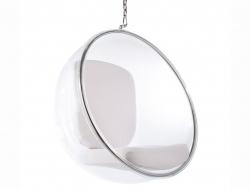 Image du fauteuil design Poltrona Bubble Eero Aarnio - Bianco
