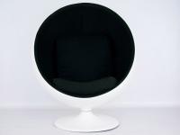 Image du fauteuil design Chaise Ball Eero Aarnio - Noir