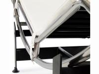 Image du fauteuil design Chaise longue COSY4 - Blanc