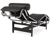 Image du fauteuil design Chaise longue COSY4 - Noir