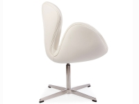 Image du fauteuil design Chaise Swan Arne COSYSEN - Blanc