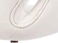 Image du fauteuil design Chaise Swan Arne Jacobsen - Blanc