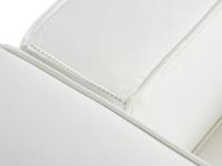Image du fauteuil design COSY2 Poltrona - Bianco