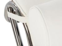 Image du fauteuil design COSY4 Sedia a sdraio - Bianco