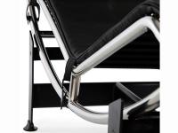 Image du fauteuil design COSY4 Sedia a sdraio - Nero