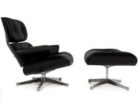 Image du fauteuil design Edition Spéciale Eames Lounge - Noir