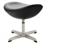 Image du fauteuil design Fauteuil Egg Arne COSYSEN - Noir