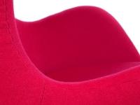Image du fauteuil design Fauteuil Egg Arne COSYSEN - Rose