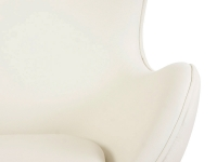 Image du fauteuil design Fauteuil Egg Arne Jacobsen - Blanc