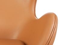 Image du fauteuil design Fauteuil Egg Arne Jacobsen - Caramel