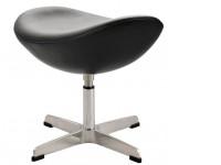 Image du fauteuil design Fauteuil Egg Arne Jacobsen - Noir