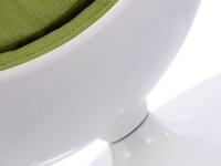 Image du fauteuil design Fauteuil Egg ovale - Vert