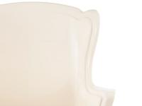 Image du fauteuil design Fauteuil Henry - Blanc
