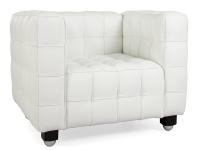 Image du fauteuil design Fauteuil Kubus - Blanc