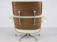 Image du fauteuil design Fauteuil Lounge COSY - Noyer