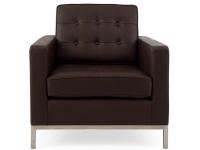Image du fauteuil design Fauteuil Lounge COSYNOLL - Marron