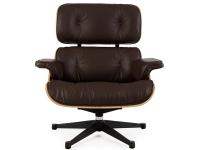 Image du fauteuil design Fauteuil Lounge Eames - Noyer